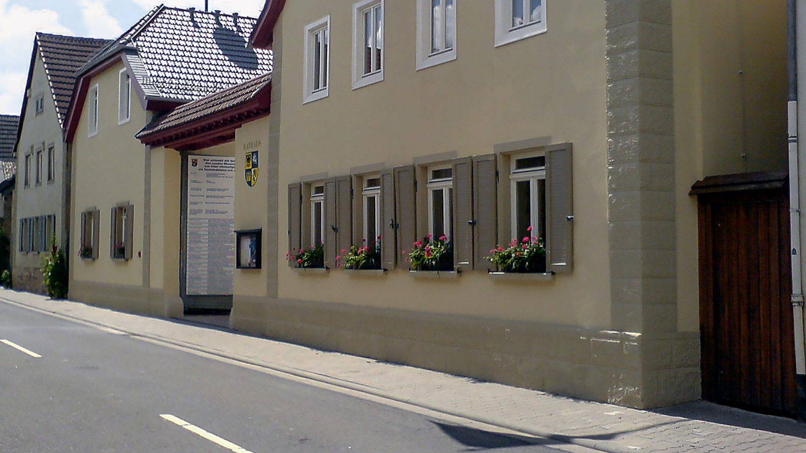 Hofreite Badenheim
