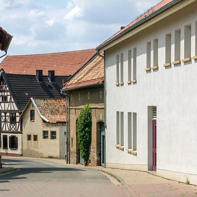Dorfgemeinschaftshaus Horrweiler