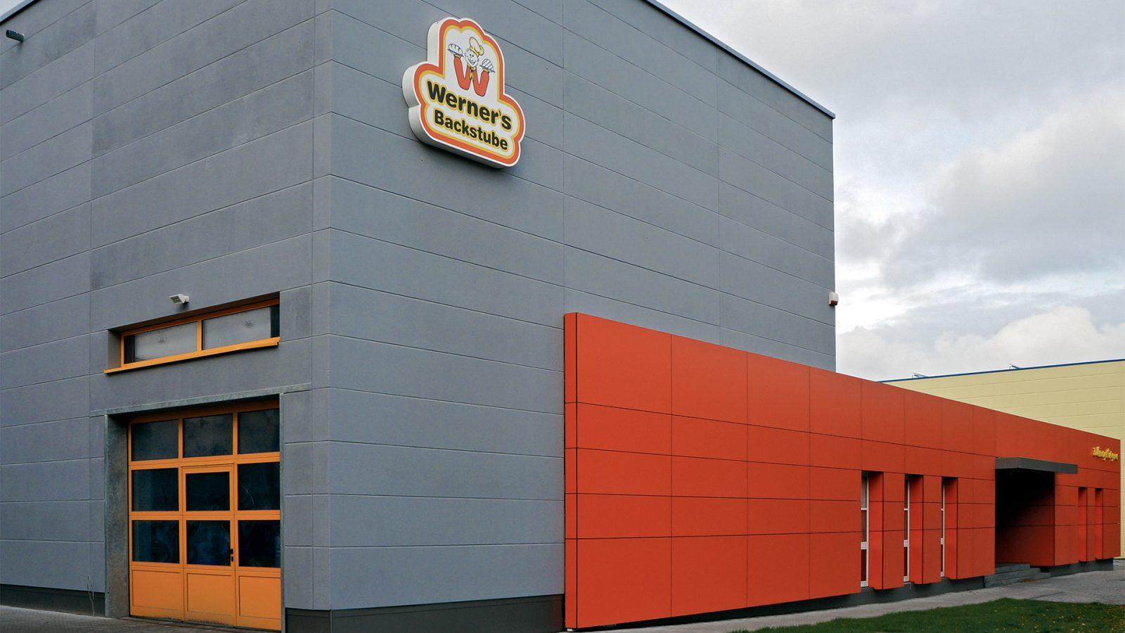 Erweiterung Produktionsgebäude
