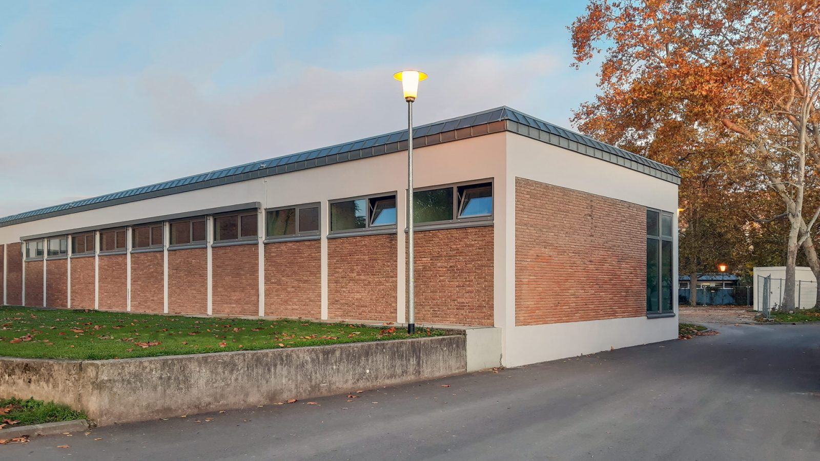 Fechthalle Universität Mainz