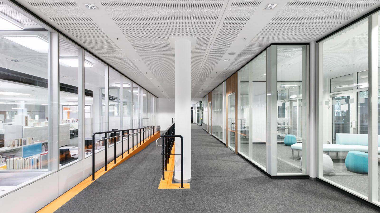 Redaktionsgebäude ZDF Mainz
