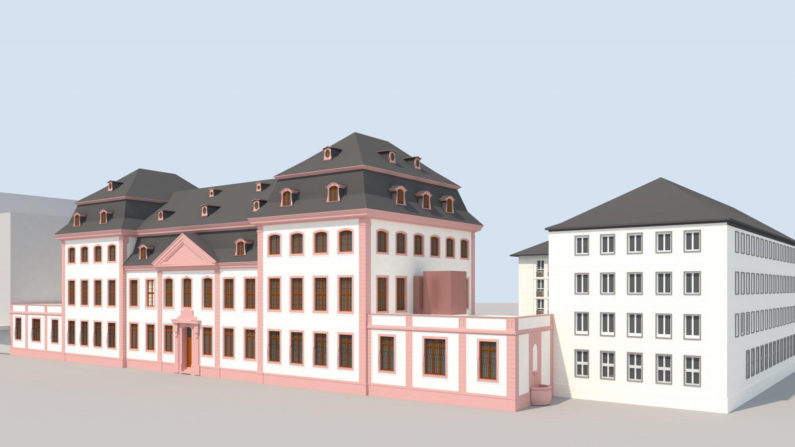 Ämterhaus Mainz