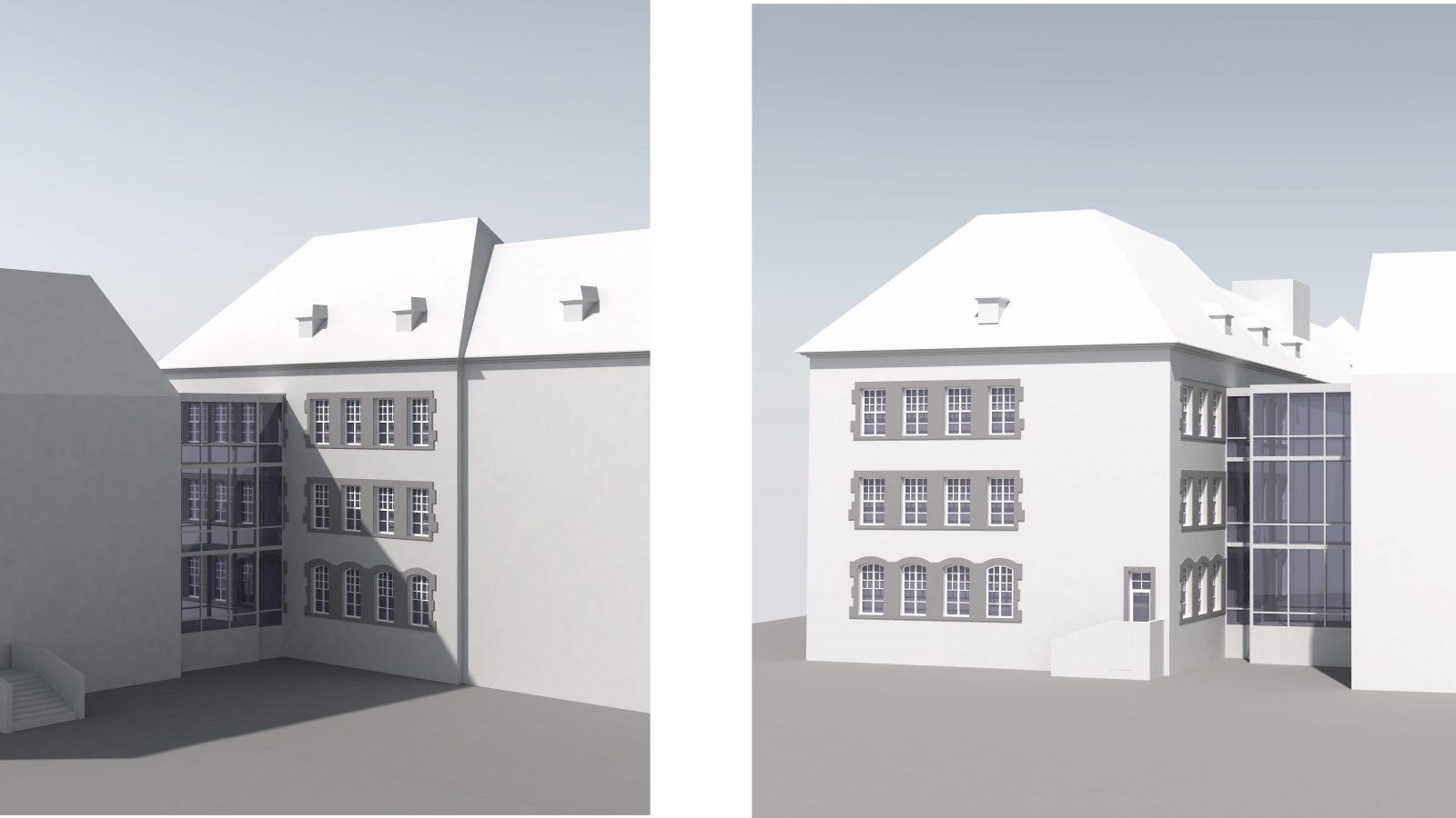 Maler-Becker-Schule in Mainz