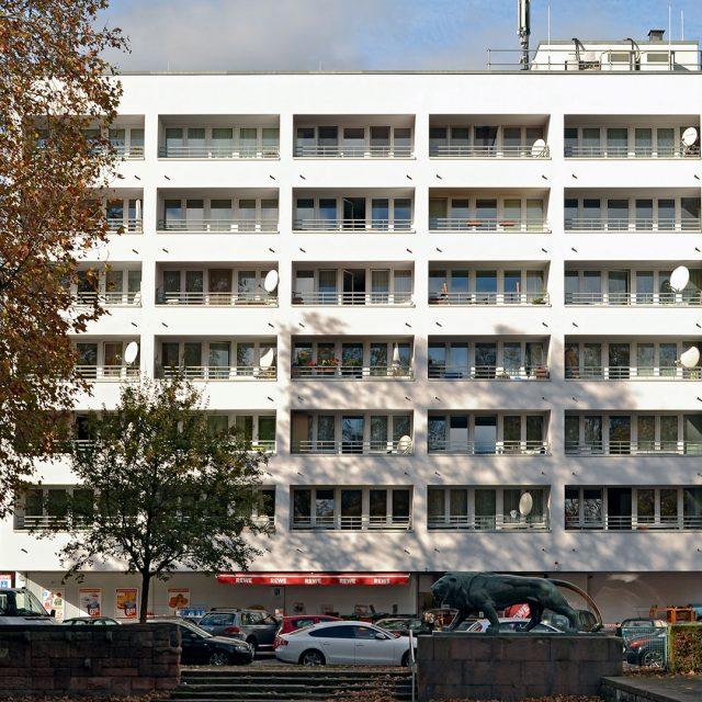 Wohnhaus Mainz-Neustadt